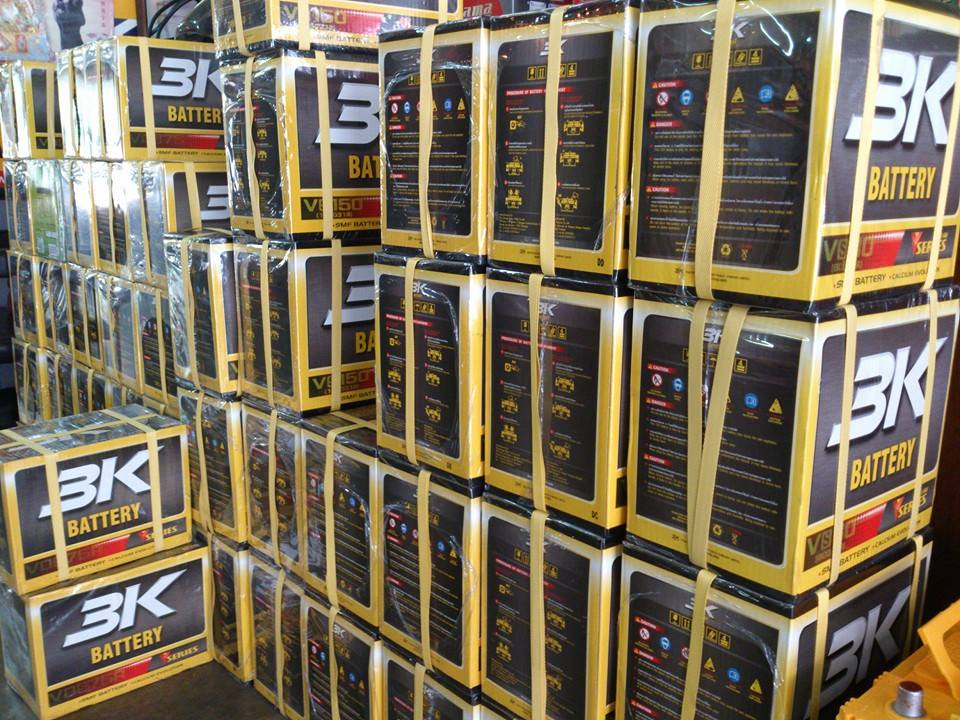 Battery3K